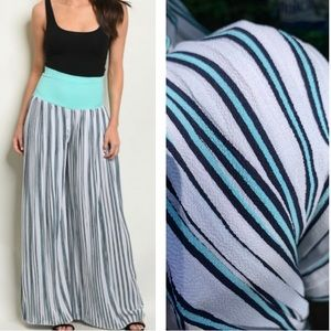❤️Adorable Striped Harem Pants❤️